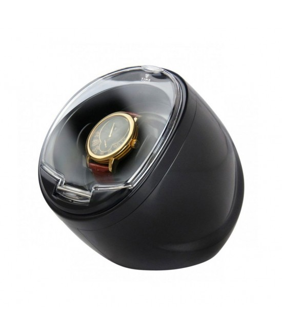 Time Tutelary Automatic Watch Winder - Black KA003B