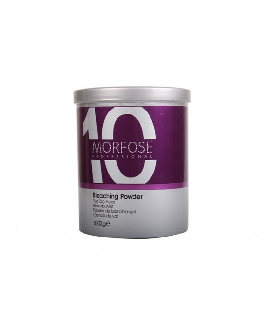 Morfose Professional Color Lock Lock Bleaching Powder, 1000ml.