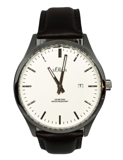 Men's Watch s.Oliver SO-3476-LQ