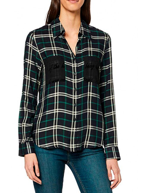 Desigual Marisa 17WWCW51, long sleeve women's shirt.