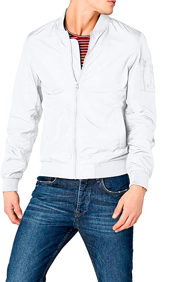 Urban Classics Bomber TB1258, men's jacket.