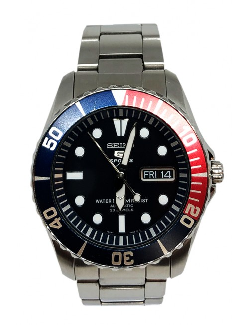 Men's Watch Seiko SNZF15K1 SEC