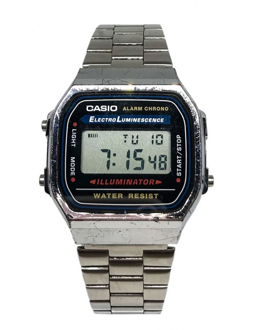 Men's Watch Casio A168WA-1YES