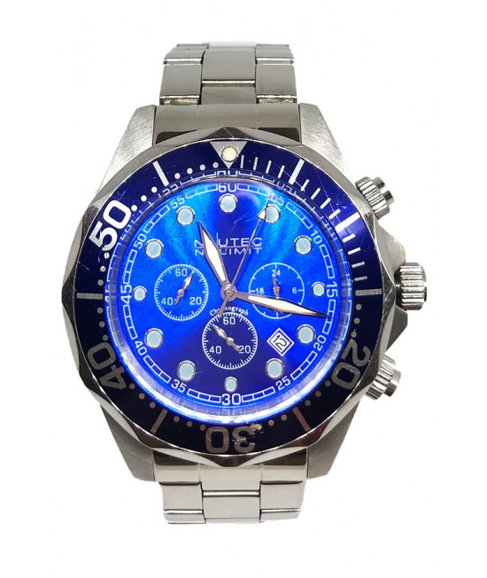Men's Watch Nautec No Limit - Deep Sea Bravo