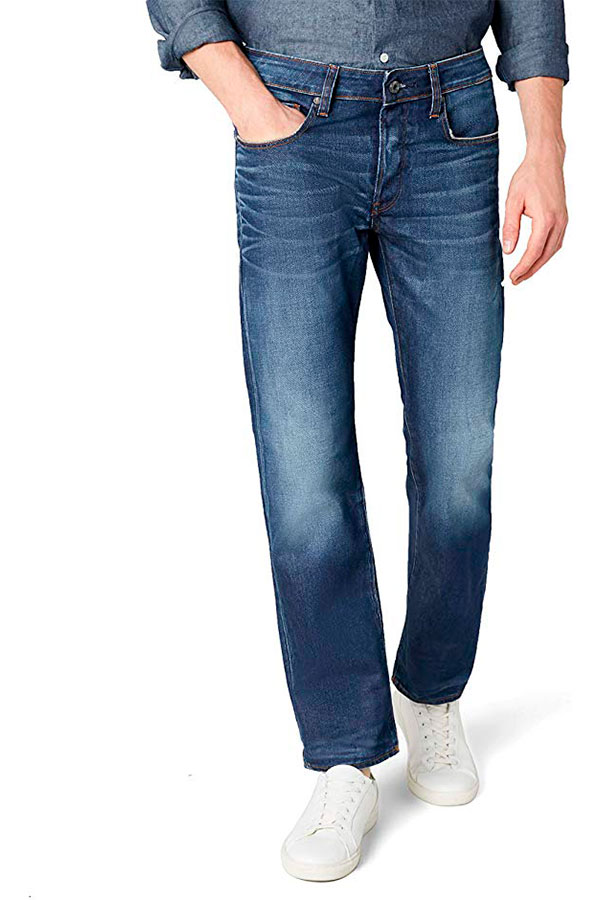 G-Star Raw Straight Fit Jeans D05385-8971-89, men's jeans.