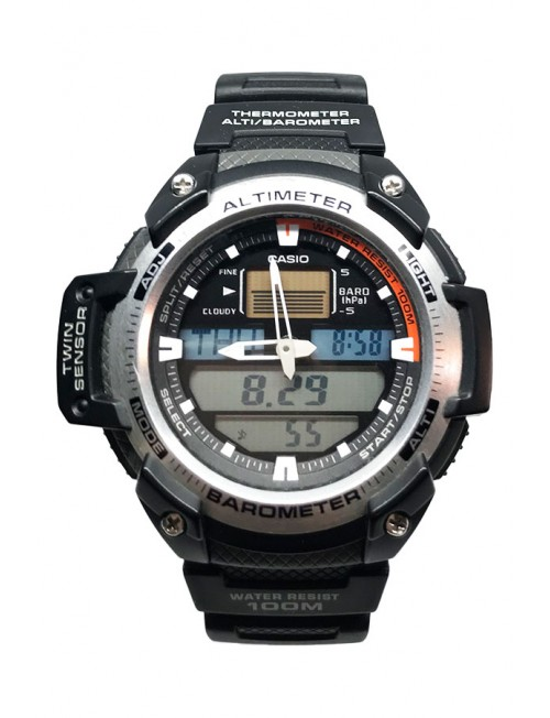 Men's Watch Casio SGW-400H-1BVER