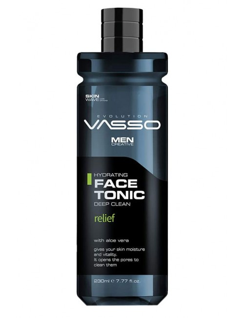 Vasso Hydrating Face Tonic Deep Clean (Relief), 230ml