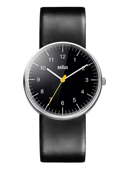 Men's Watch BRAUN BN0021BKBKG