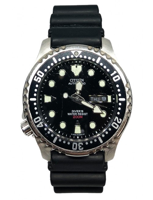 Men's Watch Citizen Promaster NY0040-09EE