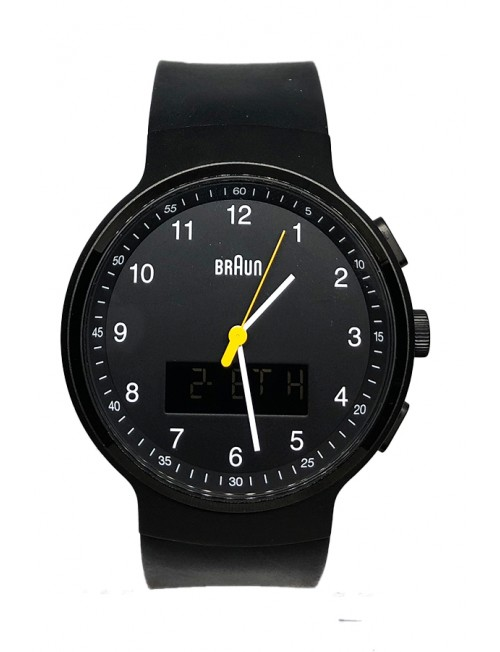 Men's Watch BRAUN BN0159BKBKG