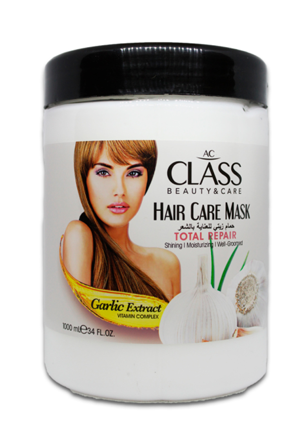 AC CLASS HAIR CARE MASK GARLIC EXTRACT 1000ML.