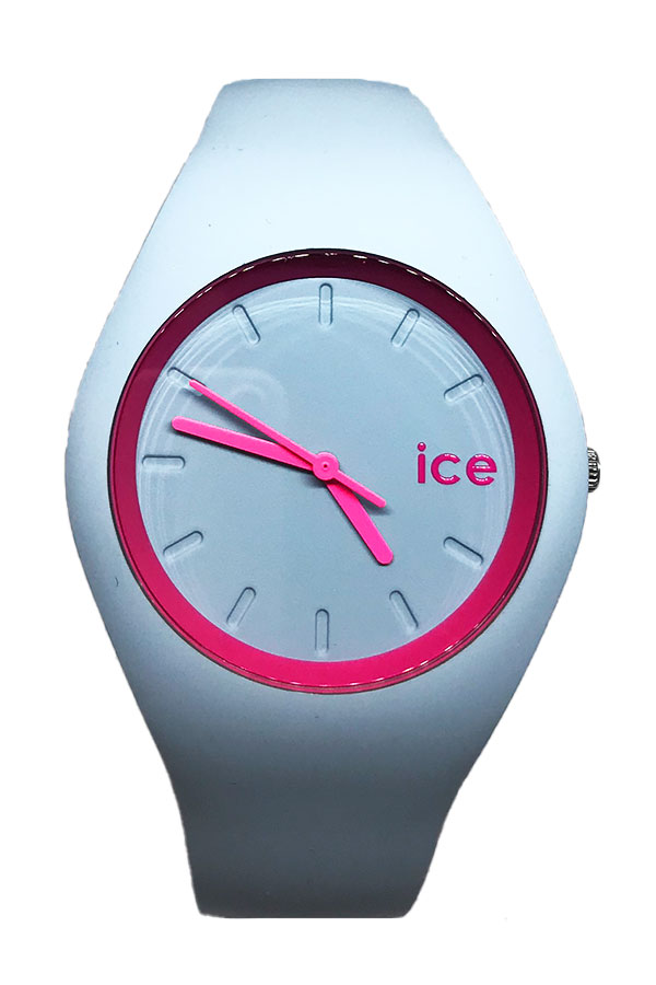 Ladies watch ICE-Watch Ice Duo Blue pink