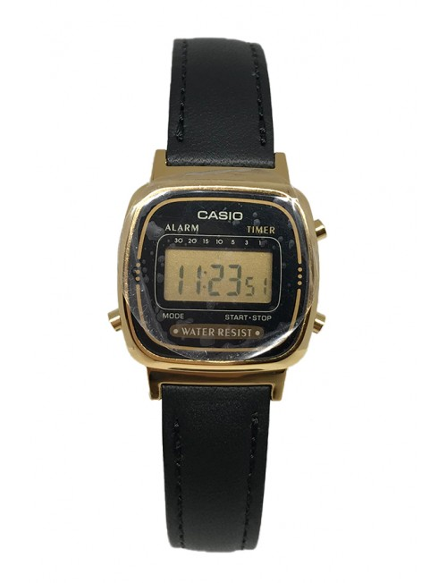 Ladies Watch Casio LA670WEGL-1EF