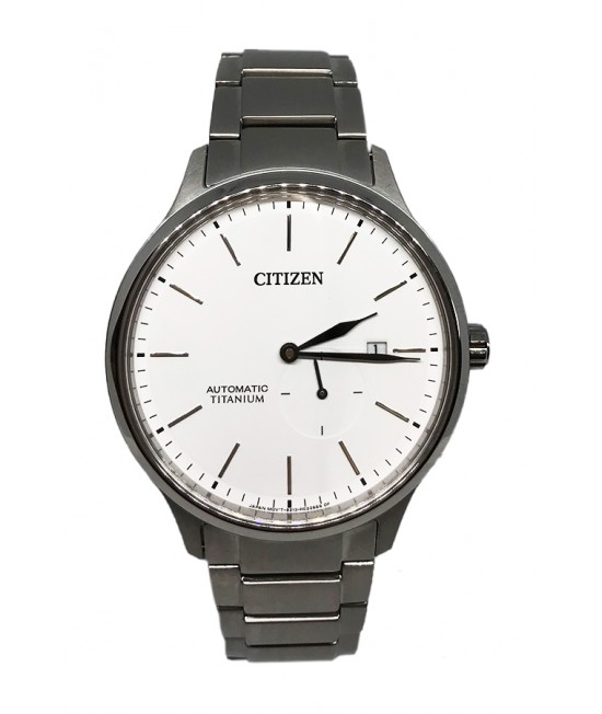 Men's Watch Citizen NJ0090-81A Titanium Mens Automatic Watch