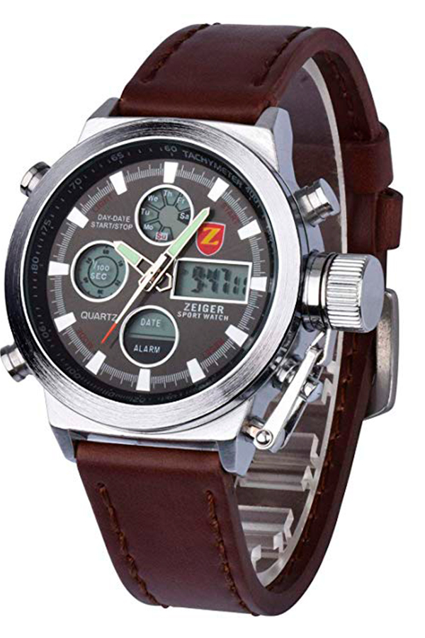Men's Watch Zeiger UK-W219