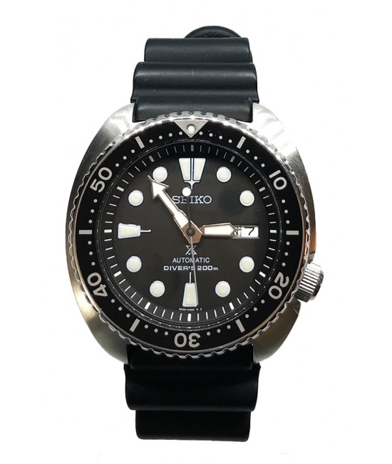 Men's Watch Seiko Men's Automatic Diver  SRP777K1