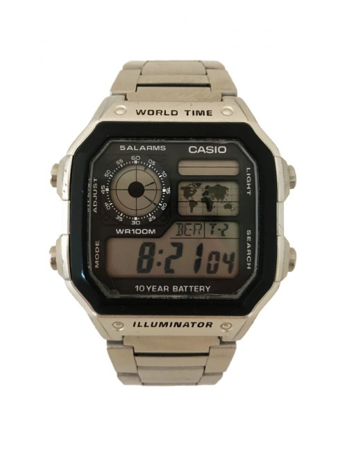 Men's Watch Casio AE-1200WHD-1AVEF