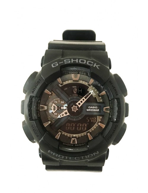 Men's Watch Casio G-Shock GA-110-1B