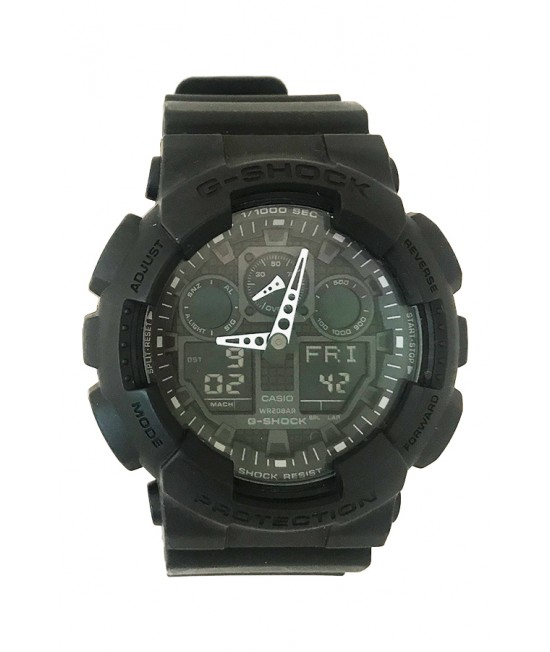 Men's Watch Casio G-Shock GA-100-1A1ER