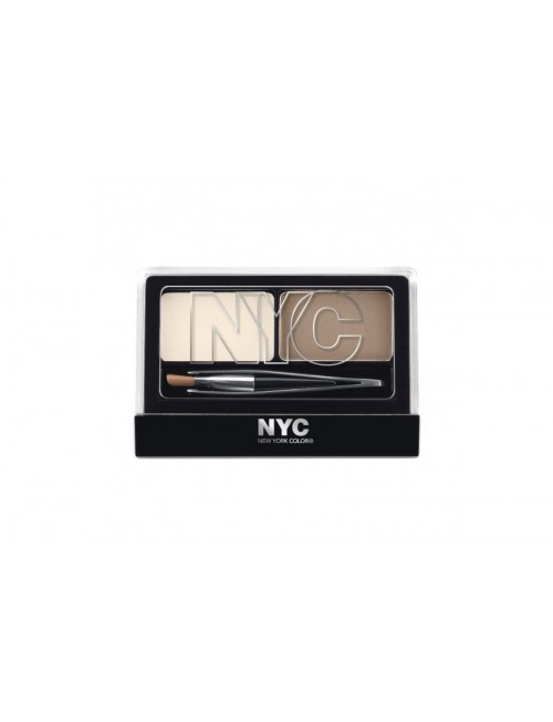 NYC Browser Brush On Brow Kit