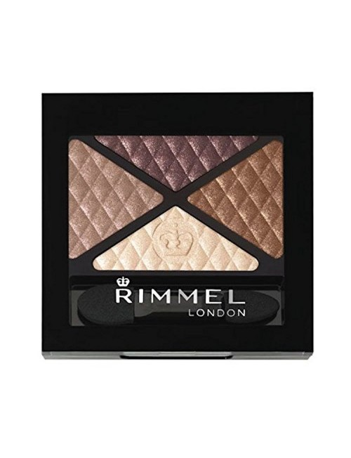 Rimmel London Glam'Eyes Quad Eyeshadow