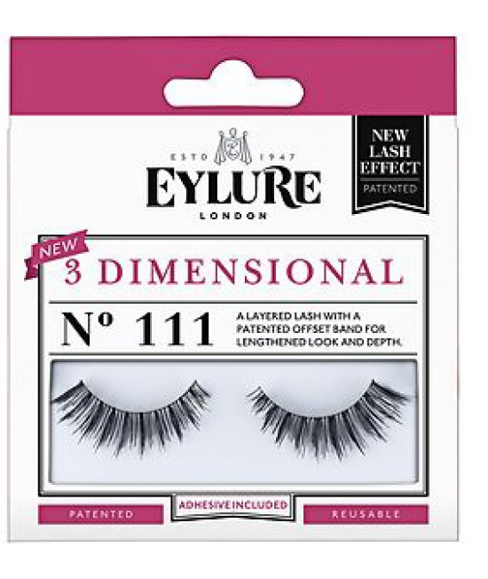 Eyelure 3 Dimensional False Lashes