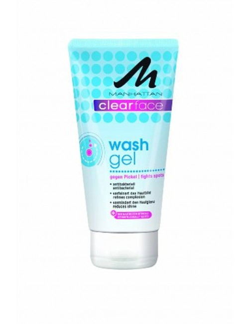 Manhattan Clear Face Wash Gel, 150 ml