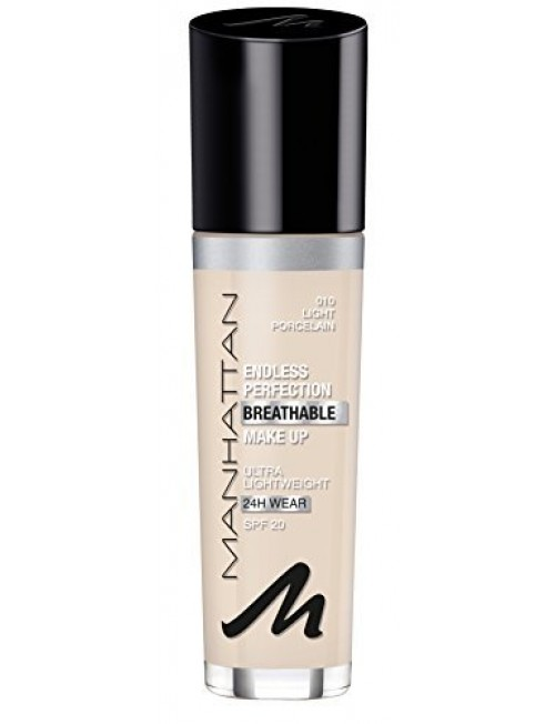 Manhattan Endless Perfect Breathable Foundation