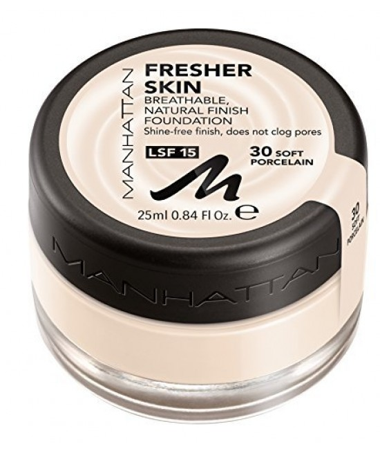 Manhattan Fresher Skin Foundation Make Up