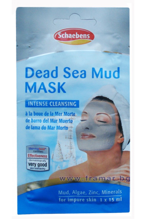 Schaebens Dead Sea Mud Mask
