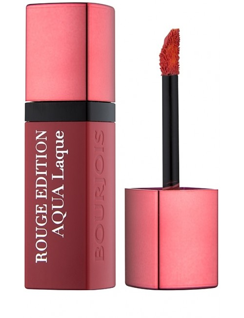 Bourjois Rouge Edt.Aqua Laque Liquid Lipstick