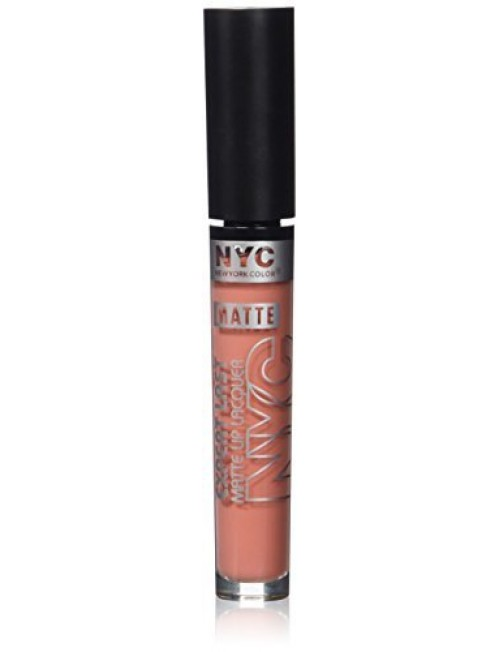 NYC Expert Last Matte Lip Lacquer 3.7ml