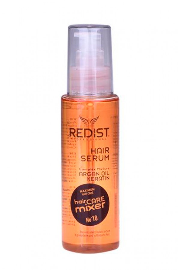 Redist Professional Hair Care Mixer Serum Argan Oil & Keratin, 125ml.