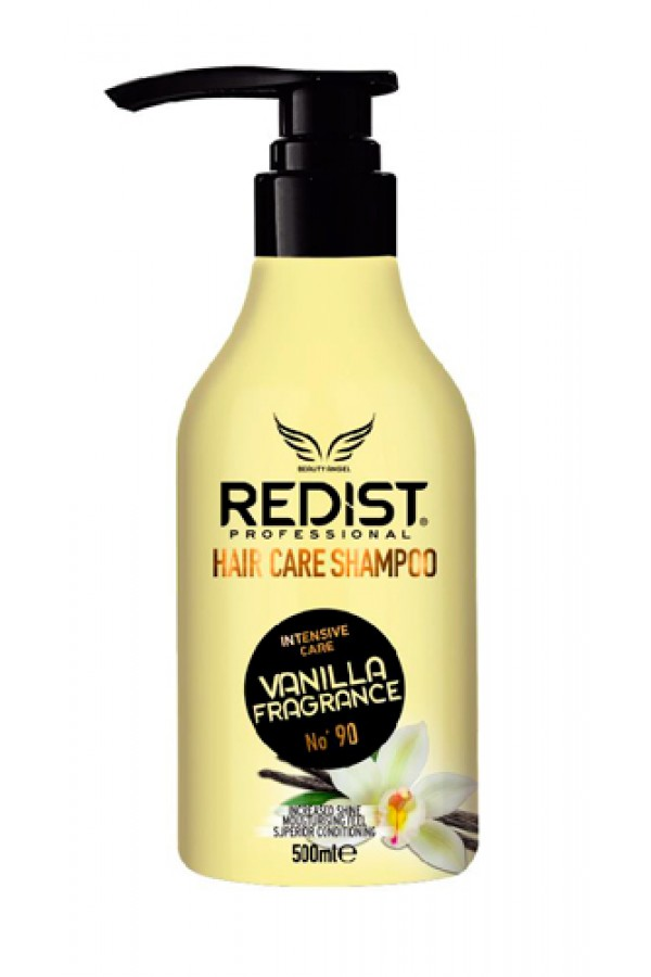 Redist Professional Vanilla Fragance Hair Care Shampoo, 500ml.