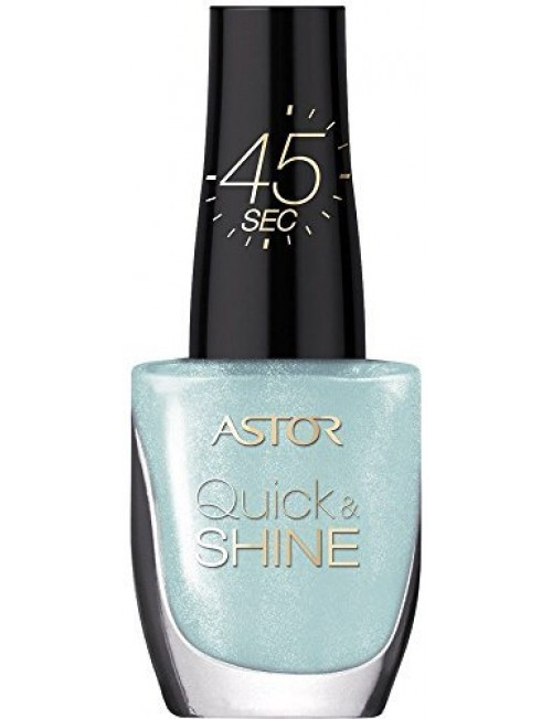 Nail polish Astor Quick & Shine Nail Polish 8 Ml
