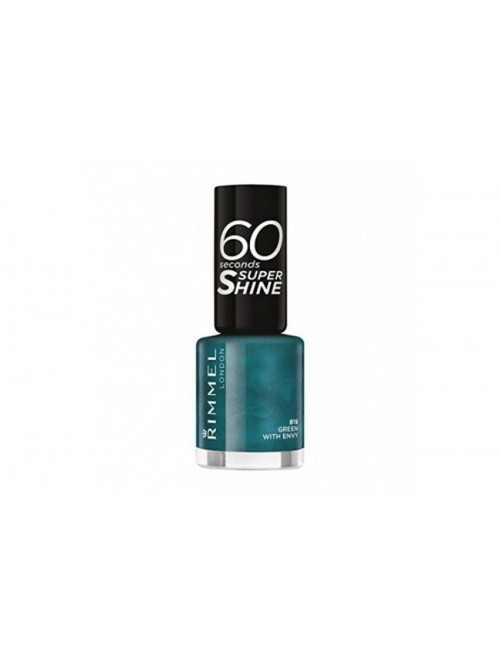 Nail polish Rimmel 60 Sec Super Shine Nail Polish, 8 Ml