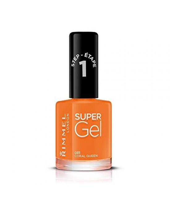 Nail polish Rimmel Super Gel Nail Polish By Kate, 8 Ml
