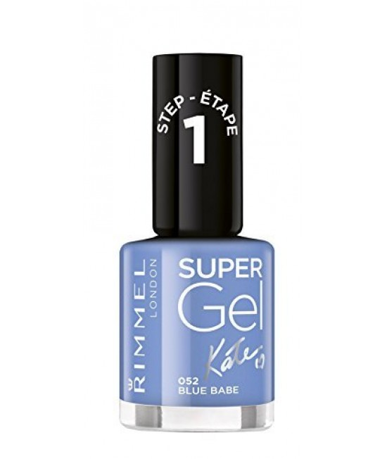 Nail polish Rimmel London Super Gel Nail Polish By Kate Moss