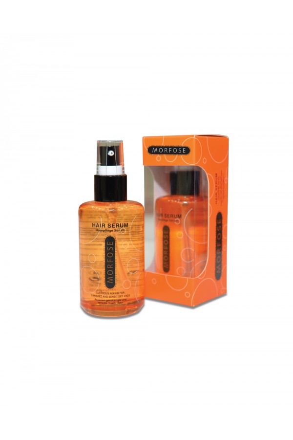 Morfose Professional Orange Argan Hair Serum, 75ml.