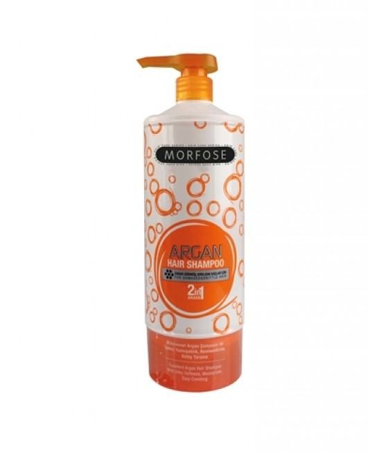 Professional Shampoo with Argan Morfose Hair 1000 ml.