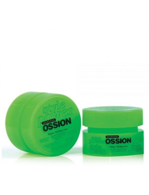 Morfose Ossion Matte Styling Hair Wax, 100ml.