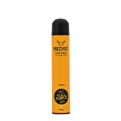 Redist Professional Full Force Hair Spray, 400ml.