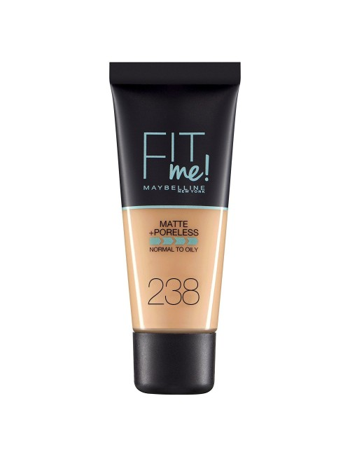 MAYBELLINE FIT ME! MATTE+PORELESS FOUNDATION 30ML