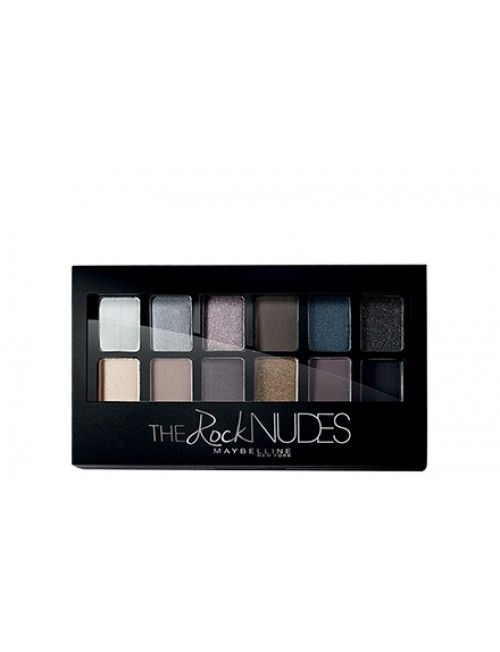 MAYBELLINE THE ROCK NUDES PALETTE 9.6G