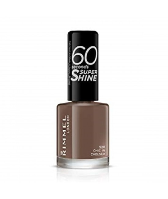 Nail polish Rimmel 60 Sec Super Shine Nail Polish 8Ml