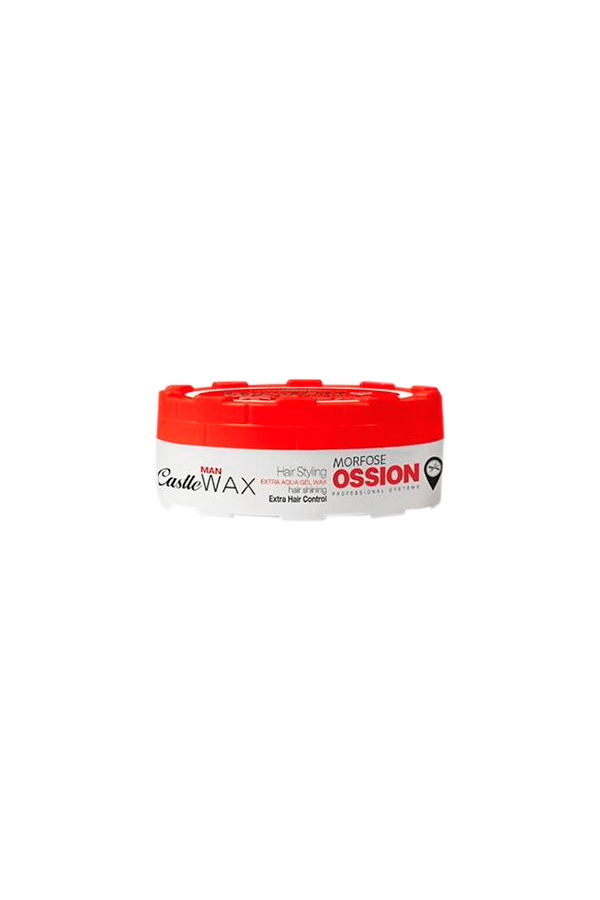 Hair Wash Morfose Ossion Castle Man Ultra Aqua 200 ml.