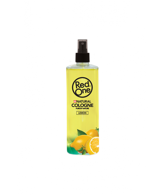 RedOne Natural Cologne Lemon 400ml