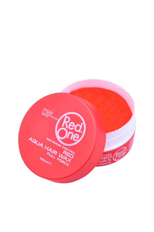 RedOne Red Aqua Hair Wax, 150ml.