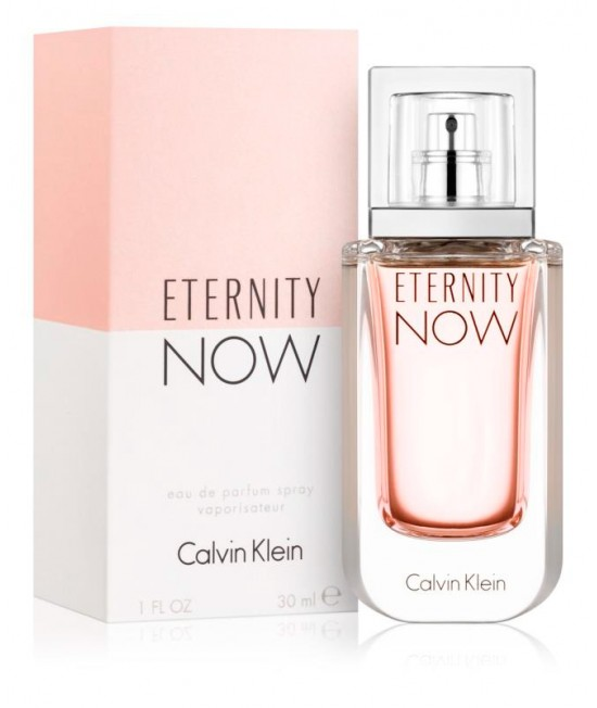 Eau de parfume for women Calvin Klein Eternity Now 30ml