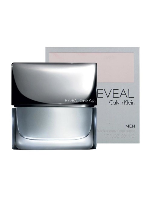 Eau de toilette for men Calvin Klein Reveal Men 100ml
